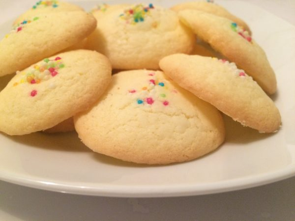 Maizena koekjes (gommakoekjes) Hindoestaansekeuken.nl
