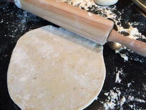 Hindoestaanse keuken roti